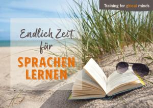 SPIDI Sommerkurse - endlich Zeit für Sprachen Lernen