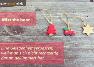 SPIDI Adventkalender Miss the boat