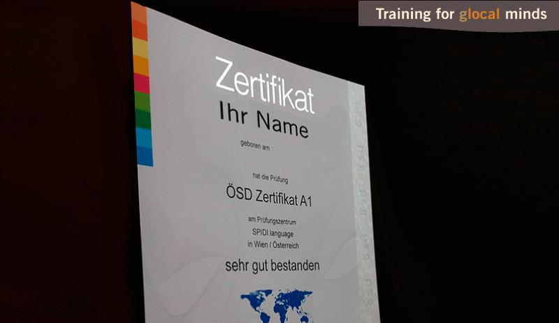 ÖSD Zertifikat