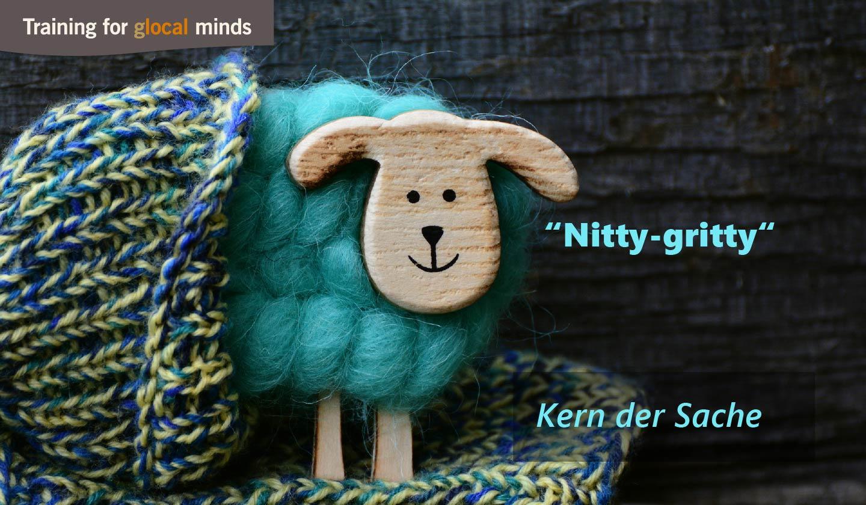 """SPIDI Adventkalender Tür 7: """"Nitty-gritty"""" Kern der Sache)"""