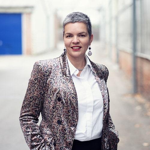 Margarete Friedl, Geschäftsführende Gesellschafterin, SPIDI