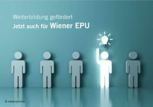 Weiterbildung gefördert - Jetzt auch für Wiener EPU