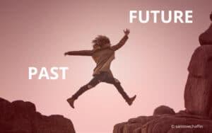 Sprung von Past - Future