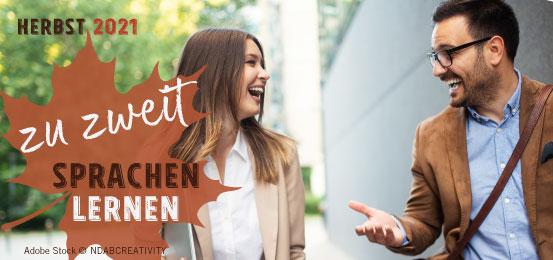 Herbst 2021 - zu zweit Sprachen lernen