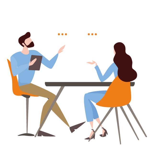 Face-to-face Sprachen lernen